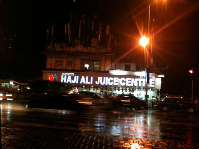 Haji Ali at Night